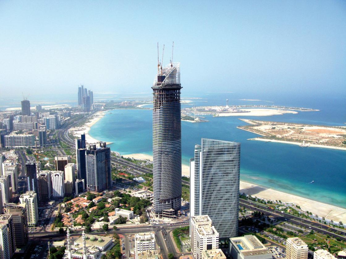A Free Night in Abu Dhabi