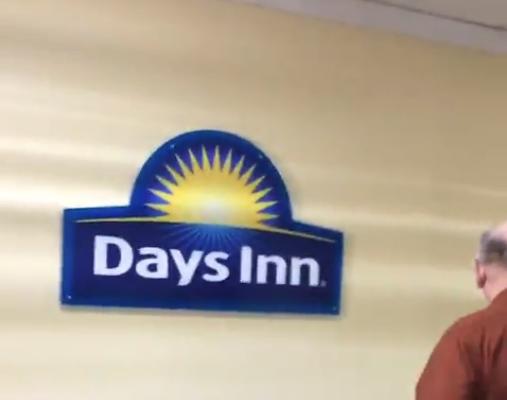 WATCH: Days Inn Employee Fired After Calling Black Patron 'Prison Boy'