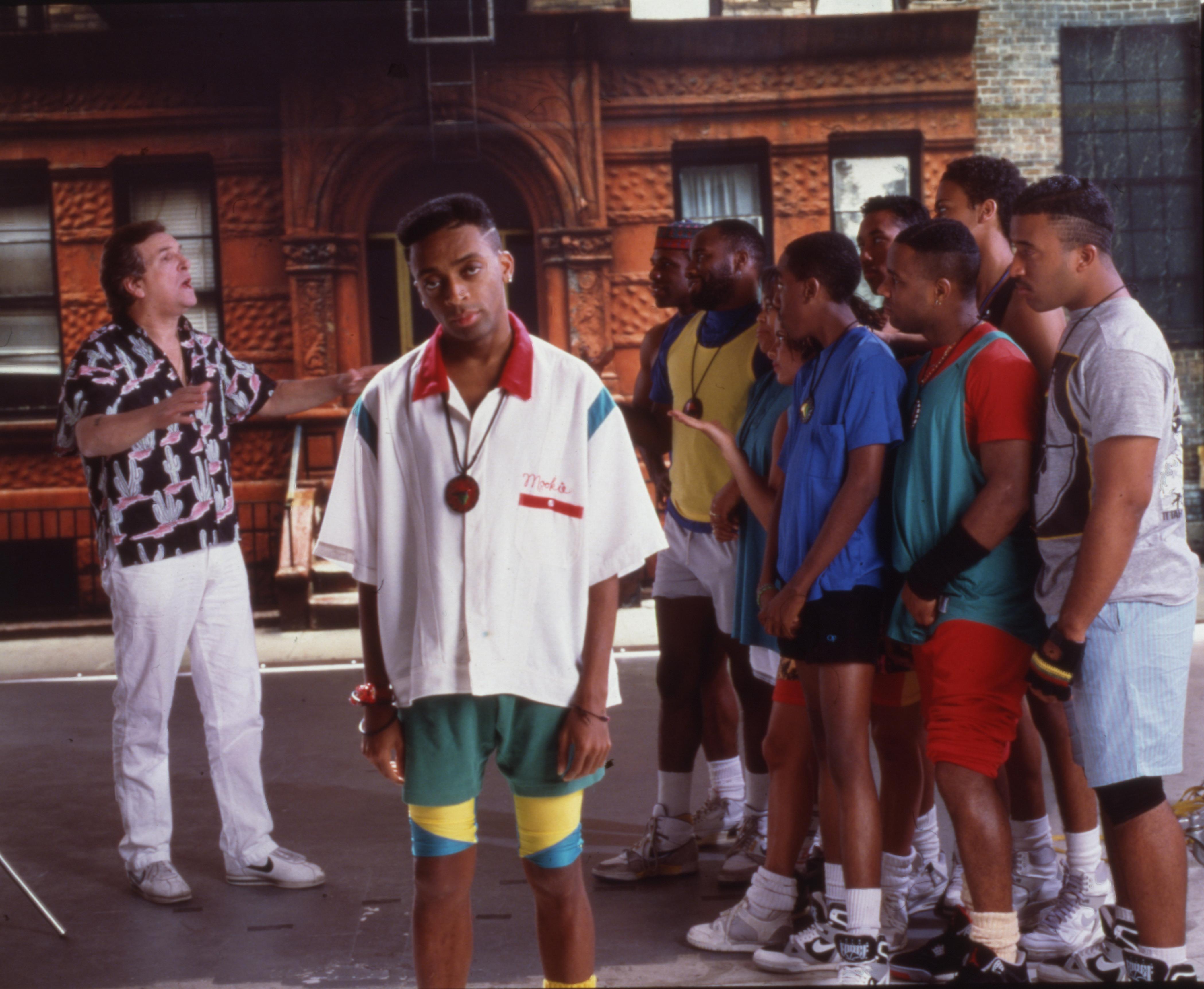 Full Summer Schedule Of LA's Outdoor Movie Screenings Featuring Black Leads