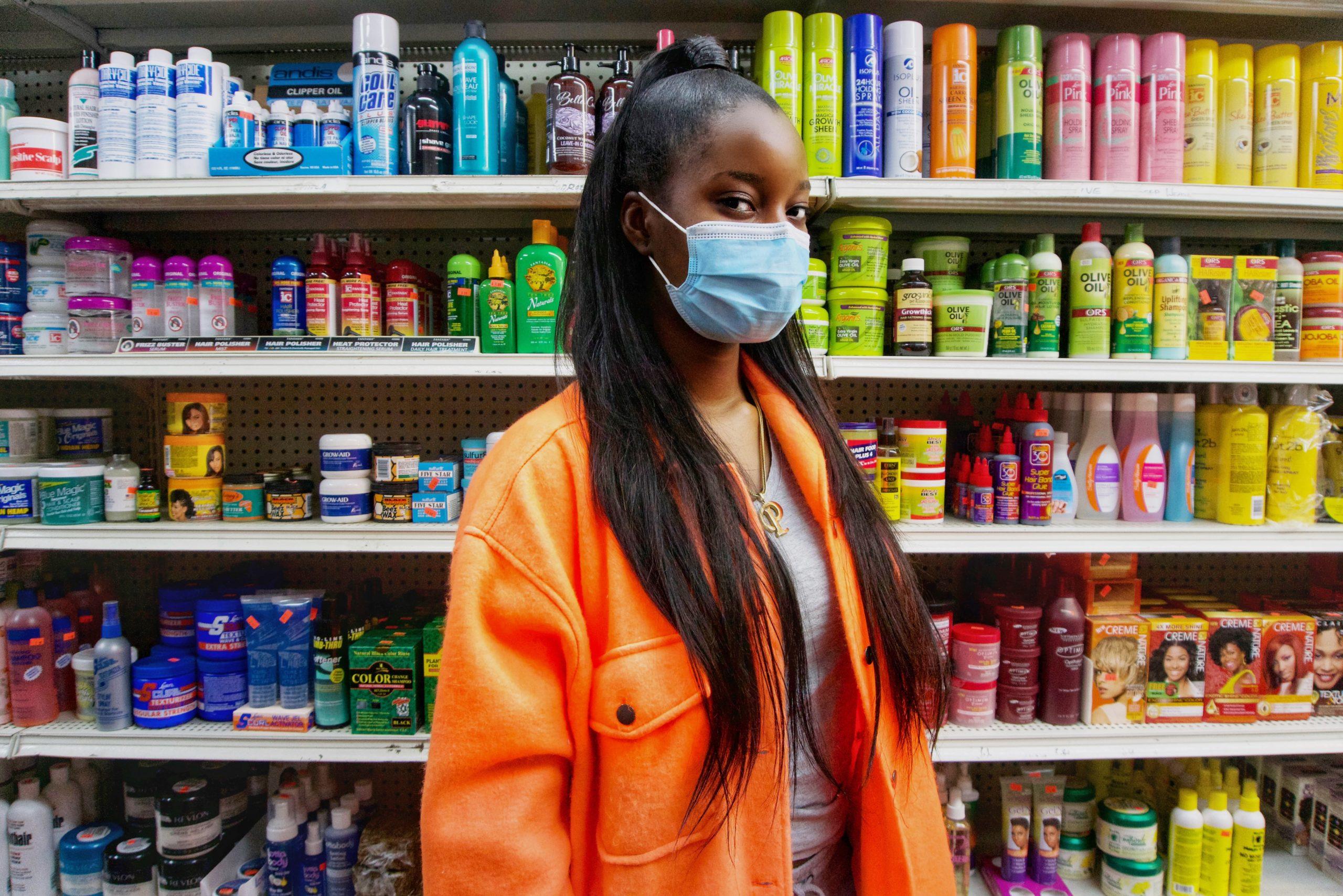 Meet Paris McKenzie, A 16-Year-Old Entrepreneur And Owner Of Paris Beauty Supplyz In Brooklyn