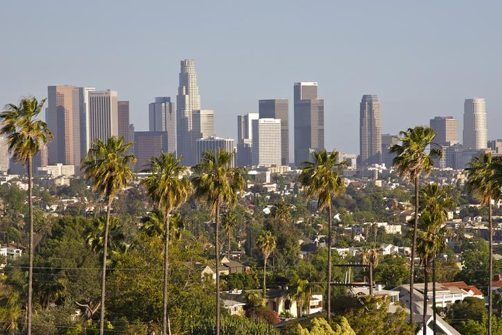 FEMA Ranks Los Angeles County 'Most Dangerous In U.S'