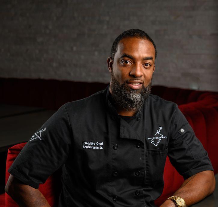 Inside Atlanta's New Upscale Black-Owned Restaurant & Cigar Bar, Continent Atlanta