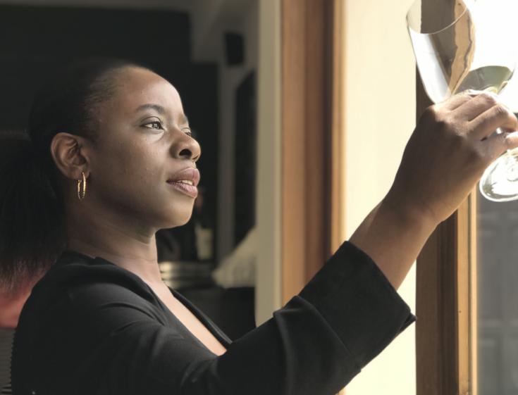 Why Nadia Takyiwaa-Mensah Left The U.K. To Help Transform Ghana's Wine Scene